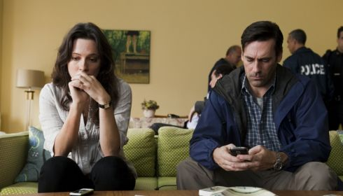 Rebecca Hall und Jon Hamm in «The Town»