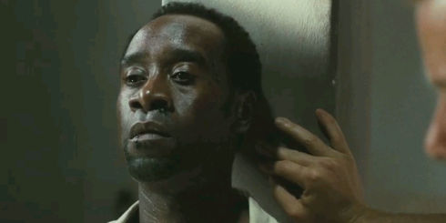 Don Cheadle in «Traitor»