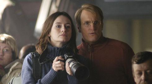 Emily Mortimer und Woody Harrelson in «Transsiberian»