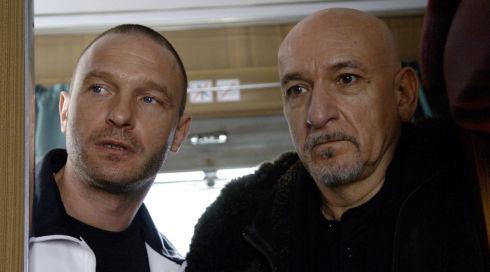 Thomas Kretschmann und Ben Kingsley in «Transsiberian»