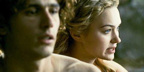 James Franco und Sophia Myles in «Tristan & Isolde»