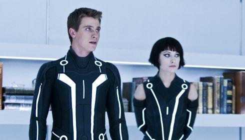 Garrett Hedlund und Olivia Wilde in «Tron: Legacy»