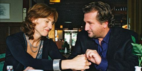 Elsie de Brauw und Marcel Musters in «Tussenstand»