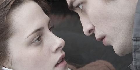 Kristen Stewart und Robert Pattinson in «Twilight»