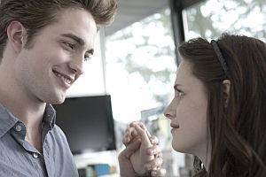 Robert Pattinson und Kristen Stewart «Twilight»