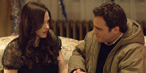 Vinessa Shaw und Joaquin Phoenix in «Two Lovers»