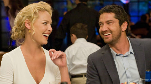 Katherine Heigl und Gerard Butler in «The Ugly Truth»