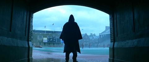 Bruce Willis in «Unbreakable»