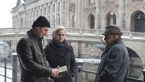 Liam Neeson, Diane Kruger und Bruno Ganz Unknown