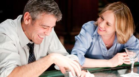 George Clooney und Vera Farmiga in «Up in the Air»