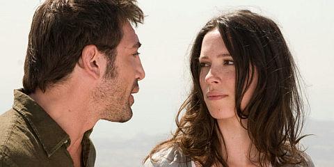 Javier Bardem und Rebecca Hall in «Vicky Cristina Barcelona»
