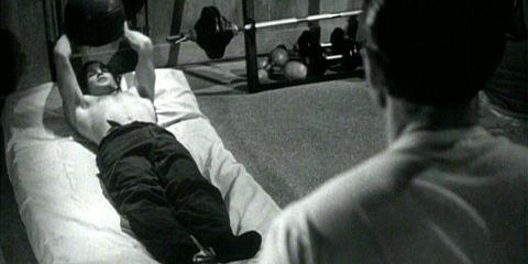 Marlon Brando in «The Men»
