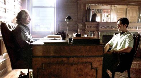 Ben Kingsley und Josh Peck in «The Wackness»