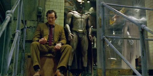 Patrick Wilson in «Watchmen»