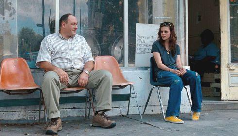 James Gandolfini und Kristen Stewart in «Welcome to the Rileys»