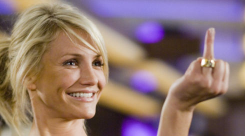 Cameron Diaz in «What Happens in Vegas»