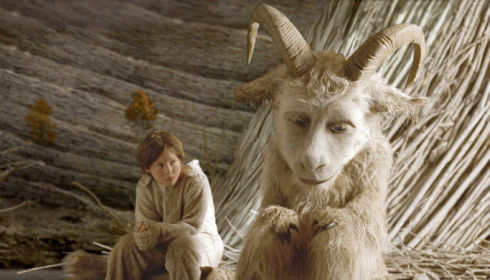 Max Records und Alexander in «Where the Wild Things Are»