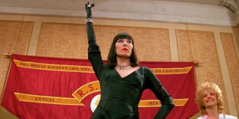 Anjelica Huston in «The Witches»