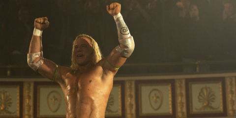 Mickey Rourke in «The Wrestler»