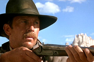 Kevin Costner in «Wyatt Earp»