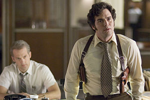 Anthony Edwards und Mark Ruffalo in «Zodiac»