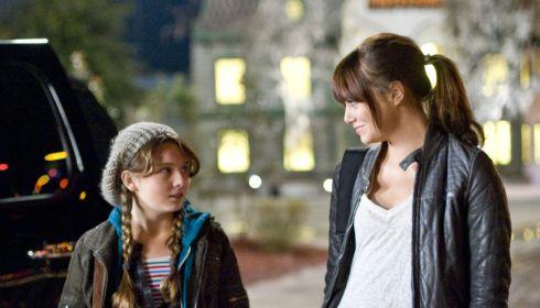 Abigail Breslin und Emma Stone in «Zombieland»